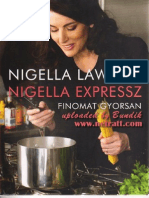 Nigella Express.finomat Gyorsan