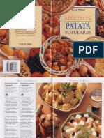Patatas Populares - recetas - Anne Wilson