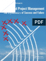 Lehmann, Oliver F Situational Project Management the Dynamics of Success and Failure
