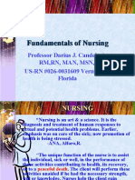 Fundamentals in Nursing
