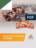 Motorcycle Lubricants Catalog Tcm14-37186