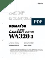 WA320-3 SEBM010302