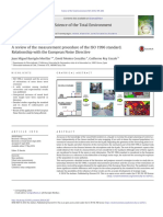 A Review of the Measurement Procedure of the ISO 1