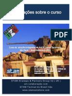 Apresentaçao & Informaçoes Para o Curso - Brochure