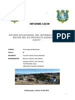 Cachi Informe Final