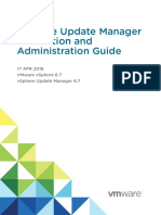 Vsphere Update Manager 67 Install Administration Guide