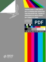 Tecnologia y Vigilancia en Huracan