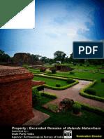 UNESCO Document_ Nalanda WHS