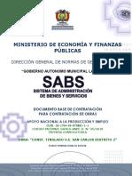 DBC Tinglado San Carlos