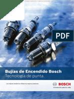 Manual Bujias Encendido Bosch Tecnologia Estructura Componentes Codigos Identificacion Instalacion Analisis Desgaste
