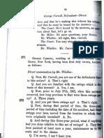George Carroll Negligence Lawsuit 1963