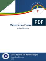 Caderno ADM(Matemática Financeira 2018-2