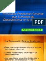13. Problemas Humanos