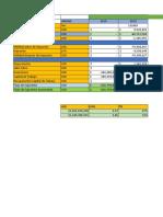 Plan Minero Evaluación de Poryectos