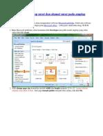 Cara membuat kop surat dan alamat surat pada amplop surat.docx