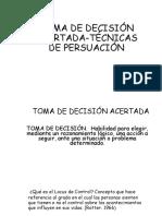 CLASE 12 TOMA DE DECISIÓN ACERTADA----.ppt