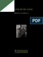Roberto Aceituno - Memoria de Las Cosas