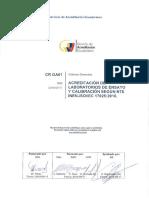 CR GA01 R05 Criterios Generales Acreditacion de Laboratorios de Ensayo y Calibracion NTE INEN ISO IEC 17025 2018