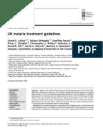 Malaria Treatment Bis 07