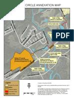 Quartz Circle-Standing Springs Road Annexation Map