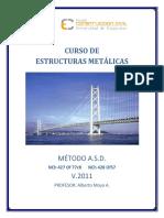 1-.Est Metlicas v-2011 Portada Libro