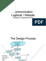 Logbook Webpage