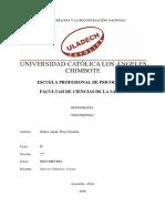 Monografia Tema Psicometria