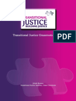 Transitional Justice Grassroots Toolkit 2017