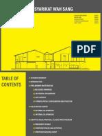 (REPORT) Proposal for Adaptive Reuse - Syarikat Wah Sang