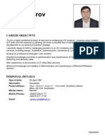 CV Farid