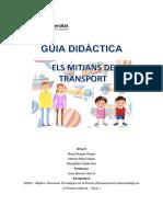 GUIA DIDÀCTICA - GRUP 6 (MATÍ)
