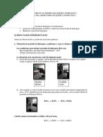 Nº2 Reporte de q. Inorganica