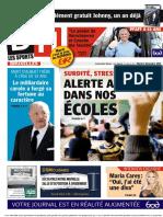 Journal La Derniere Heure Bruxelles 20181204