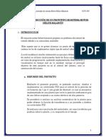 Informe Balancin 1.0