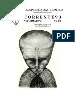 2016 - Informativo Corrente 93 No. 1.pdf