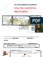 UNIDAD - Domino los números decimales