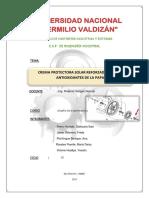 Informe de Diseño de Experimentos