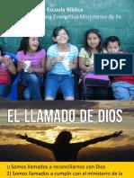 Seminario Escuela Bíblica de Niños