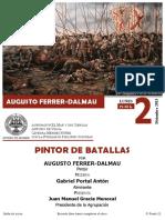 Cartel Augusto Ferrer-Dalmau