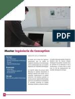 Master Inge 769 Nierie de Conception