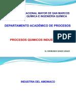 Procesos Quimicos Industriales-produccion de Amoniaco