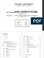 Building Structure Project 1