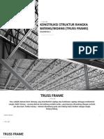 Konstruksi Struktur Rangka Batang