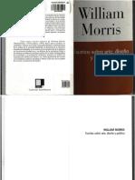 William Morris. Escritos de diseño y política.