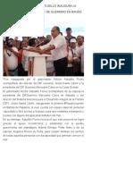 01-10-2018 El gobernador Héctor Astudillo Inaugura la primera #Playa incluyente de Guerrero en bahías de Papanoa.