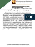 Artigo estudo de caso patologias da construção