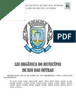 Lei Orgâniza Do Município de Rio Das Ostras