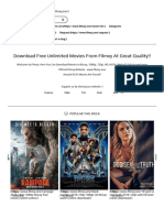 Filmzy Movie List How to Download a Movie
