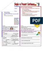 Present Simple vs. Present Continuous.doc