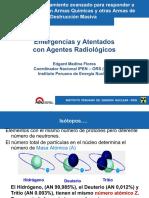 Atentados con productos Radiologicos